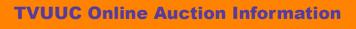 TVUUC Online Auction Information
